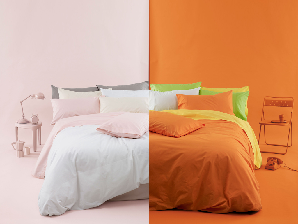 Beds collection PANTONE UNIVERSE ™ , Bassetti