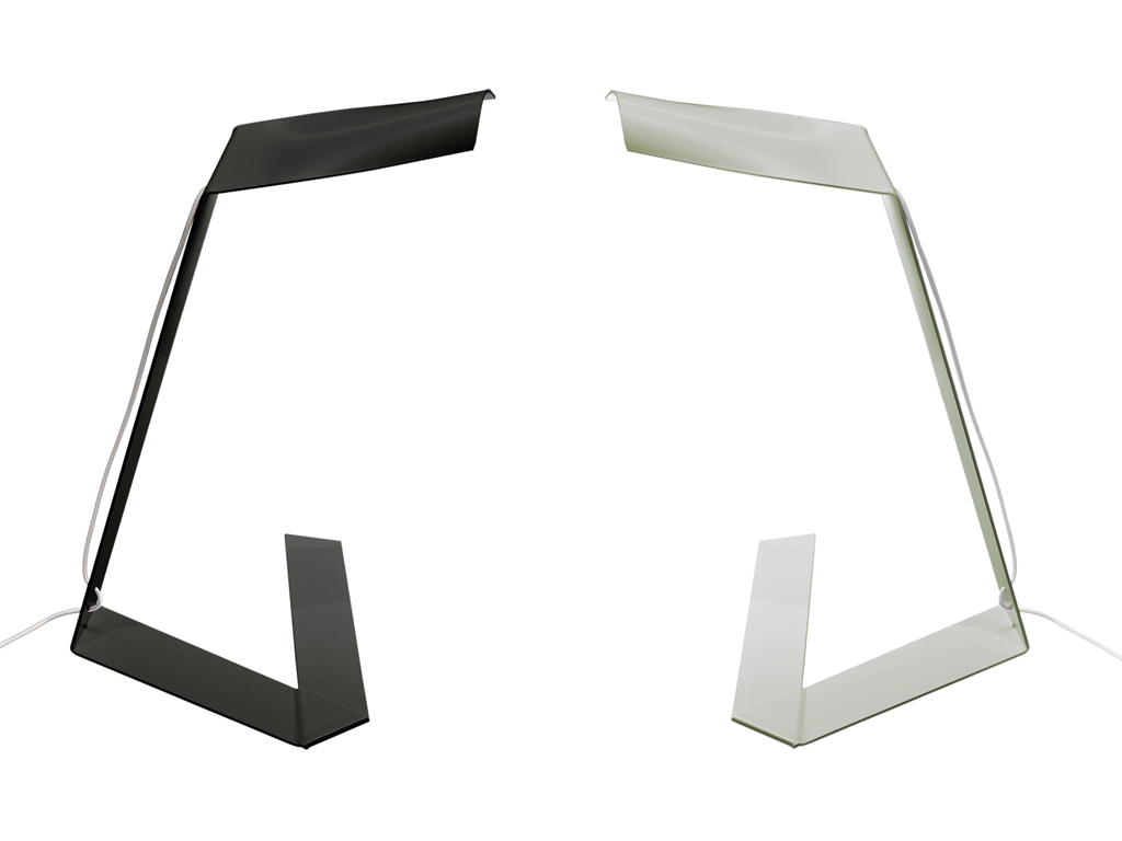 Natuzzi Italy . Elle lamps . Design and ideal for desks and writing desks .