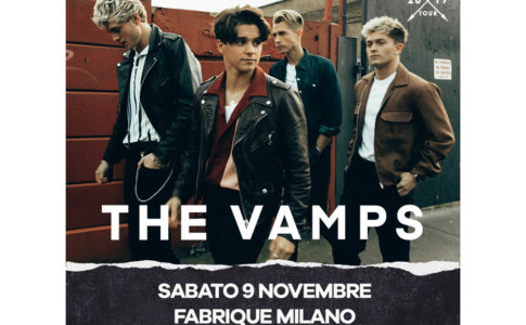 the vamps 2019