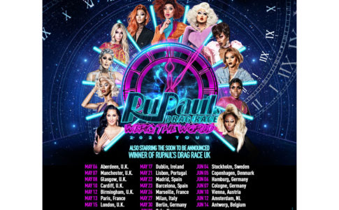 RuPaul's Drag Race World Tour Teatro degli Arcimboldi