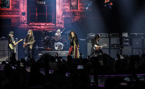 Aerosmith al Mind Milano Innovation District
