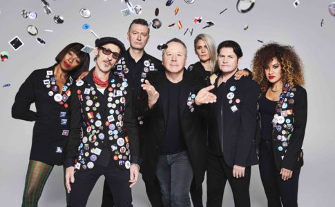 Simple Minds: 40 Years of Hits Tour Italia Estate 2022
