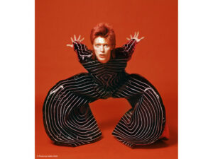 mostra Heroes Bowie By Sukita Palermo